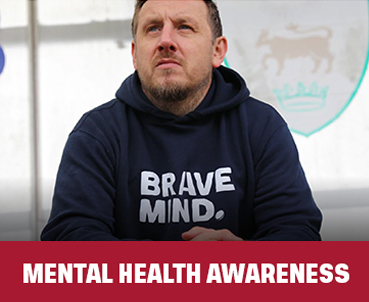 RUGBY CLUBS MAKE A DIFFERENCE IN MENTAL WELLBEING