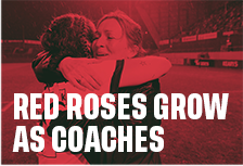 JOURNEY CONTINUES FOR TOP FEMALE RUGBY COACHES