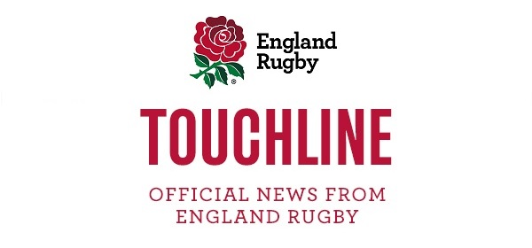 Touchline Header - Official News From England Rugby